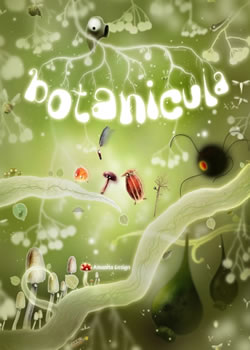 Плакат: Ботаникула (игра) / Botanicula