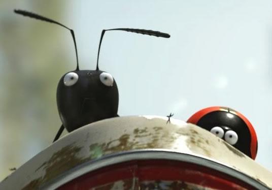 Букашки. Приключение в Долине муравьев (кадр из фильма) / Minuscule: Valley of the Lost Ants