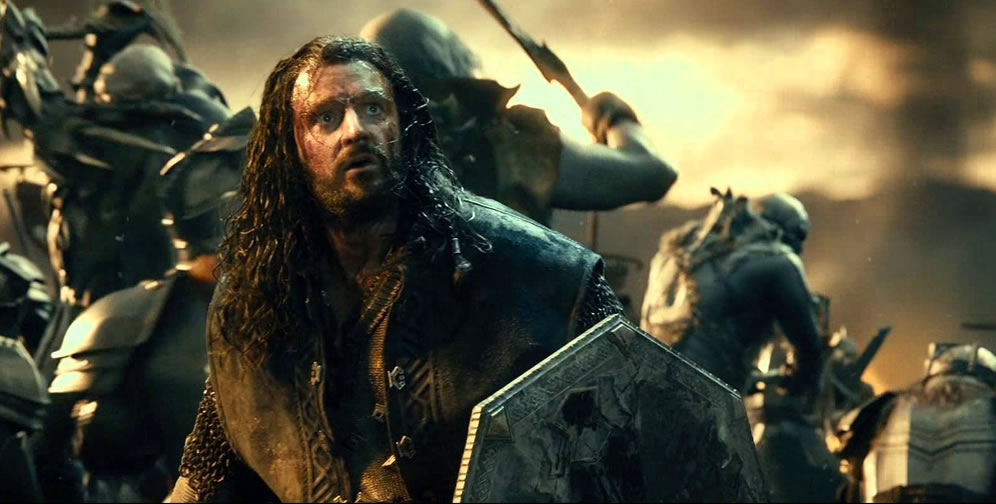 Хоббит 1: Нежданное путешествие (кадр из фильма) / The Hobbit: An unexpected journey