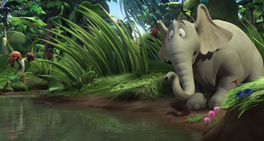 Хортон (кадр из фильма) / Horton Hears a Who!