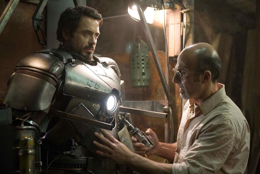 Железный человек 1 (кадр из фильма) / Iron Man