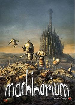 Плакат: Машинариум (игра) / Machinarium