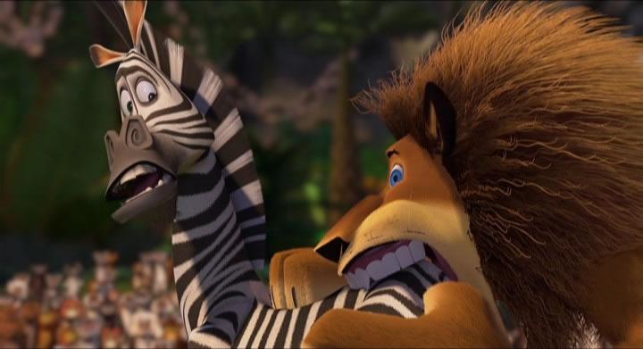 Мадагаскар 1 (кадр из фильма) / Madagascar