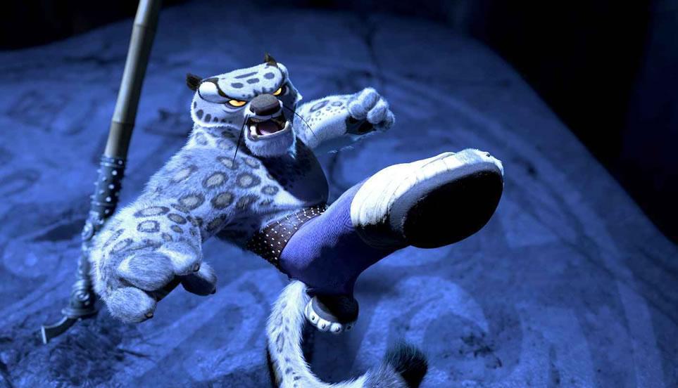 Кунг Фу Панда 1 (кадр из фильма) / Kung Fu Panda