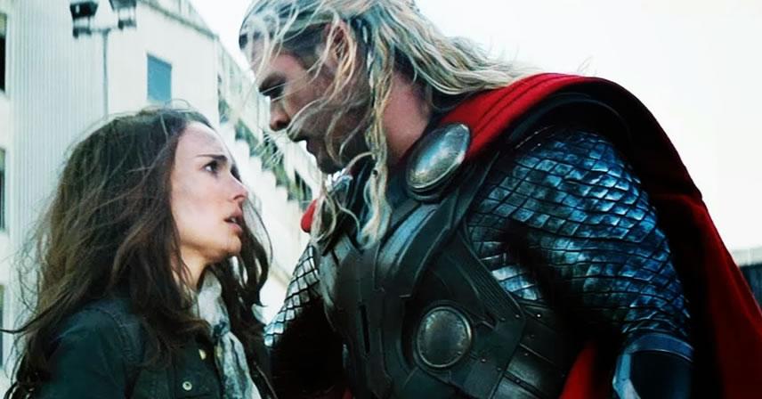 Тор 1 (кадр из фильма) / Thor
