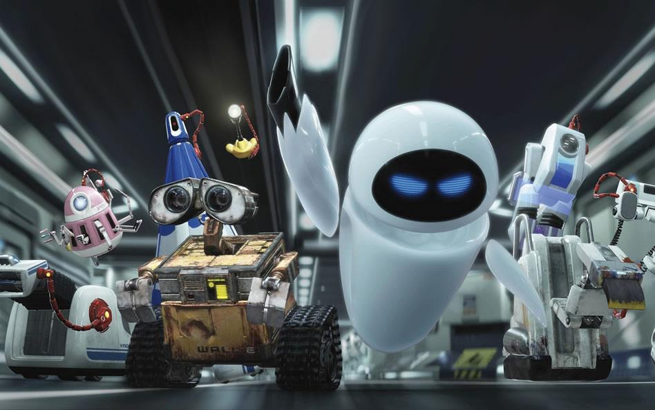 Валли (кадр из фильма) / WALL-E