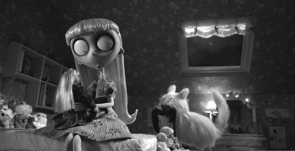 Франкенвини (кадр из фильма) / Frankenweenie