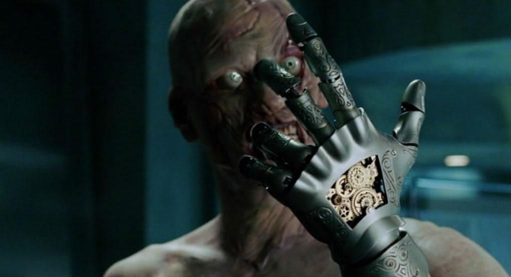 Хеллбой: Герой из пекла (кадр из фильма) / Hellboy