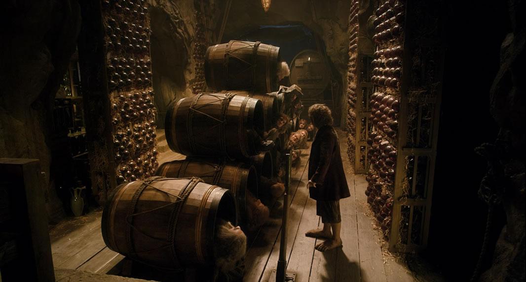 Хоббит: Пустошь Смауга (кадр из фильма) / The Hobbit: The desolation of Smaug