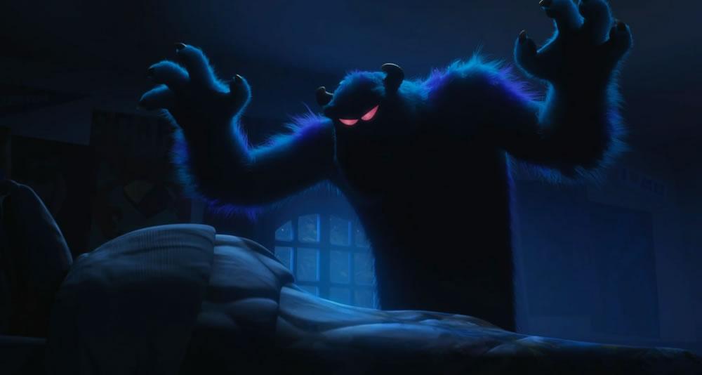 Корпорация монстров (кадр из фильма) / Monsters, Inc.