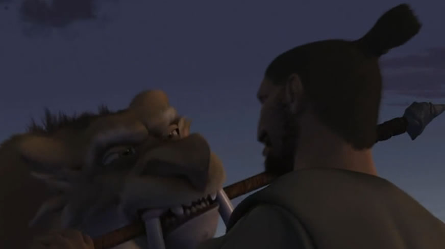 Ледниковый период (кадр из фильма) / Ice age