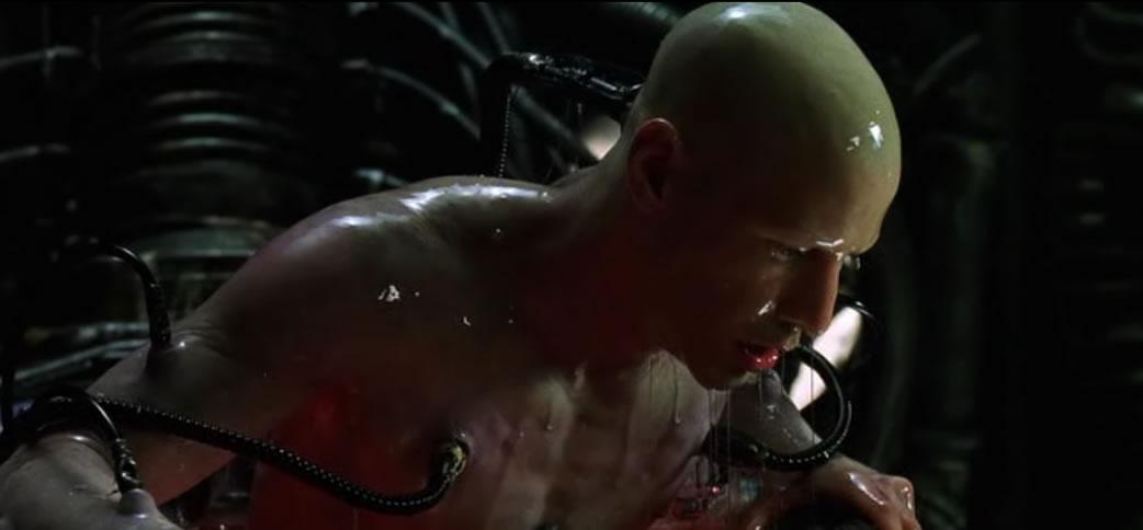 Матрица (кадр из фильма) / The Matrix