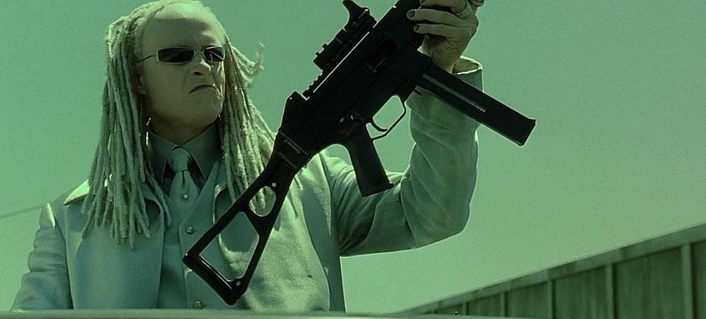 Матрица 2: Перезагрузка (кадр из фильма) / The Matrix Reloaded
