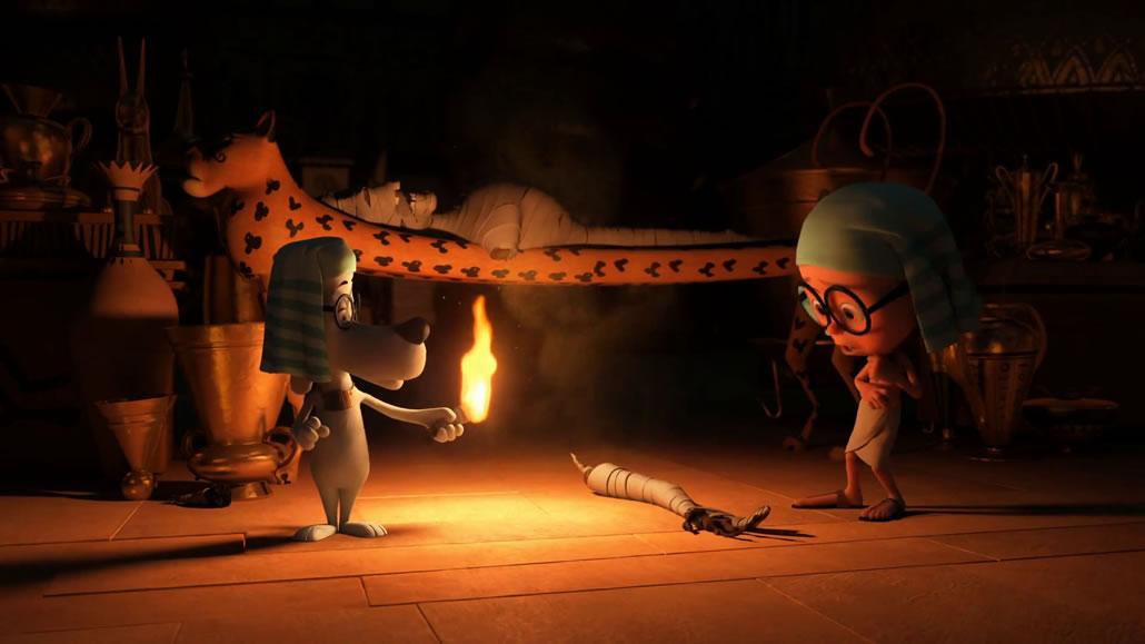 Приключения мистера Пибоди и Шермана (кадр из фильма) / Mr. Peabody & Sherman
