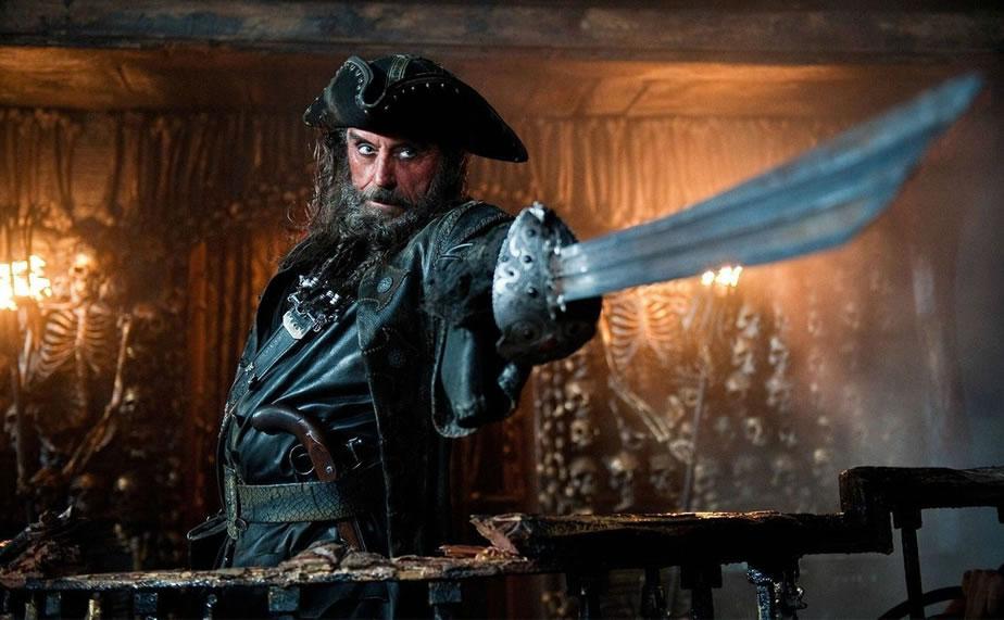 Пираты Карибского моря: На странных берегах (кадр из фильма) / Pirates of the Caribbean: On Stranger Tides