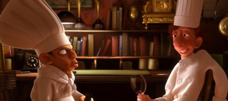 Рататуй (кадр из фильма) / Ratatouille