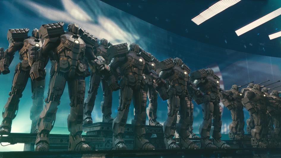 Железный человек 2 (кадр из фильма) / Iron man 2