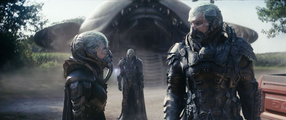 Человек из стали (кадр из фильма) / Man of Steel
