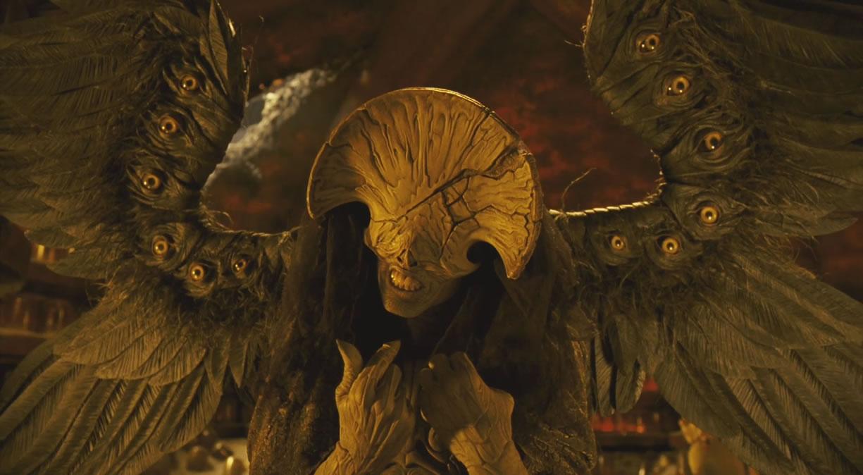 Хеллбой 2: Золотая армия (кадр из фильма) / Hellboy II: The Golden Army