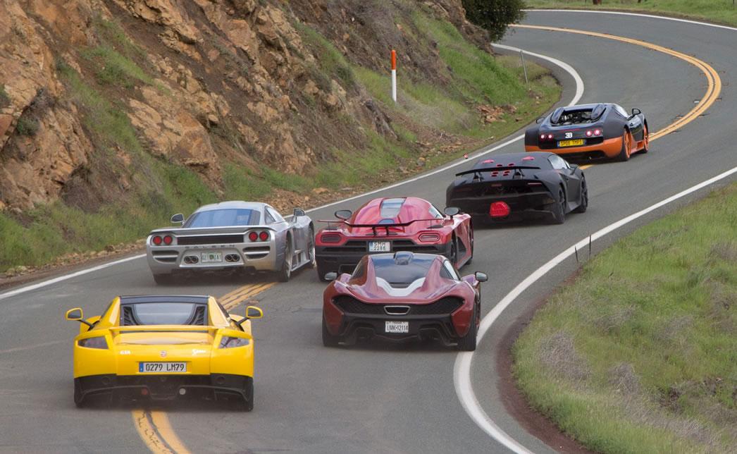 Need for speed: Жажда скорости (кадр из фильма)