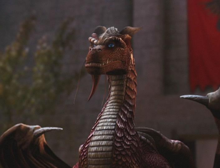 Сердце дракона 2: Начало (кадр из фильма) / Dragonheart: A New Beginning
