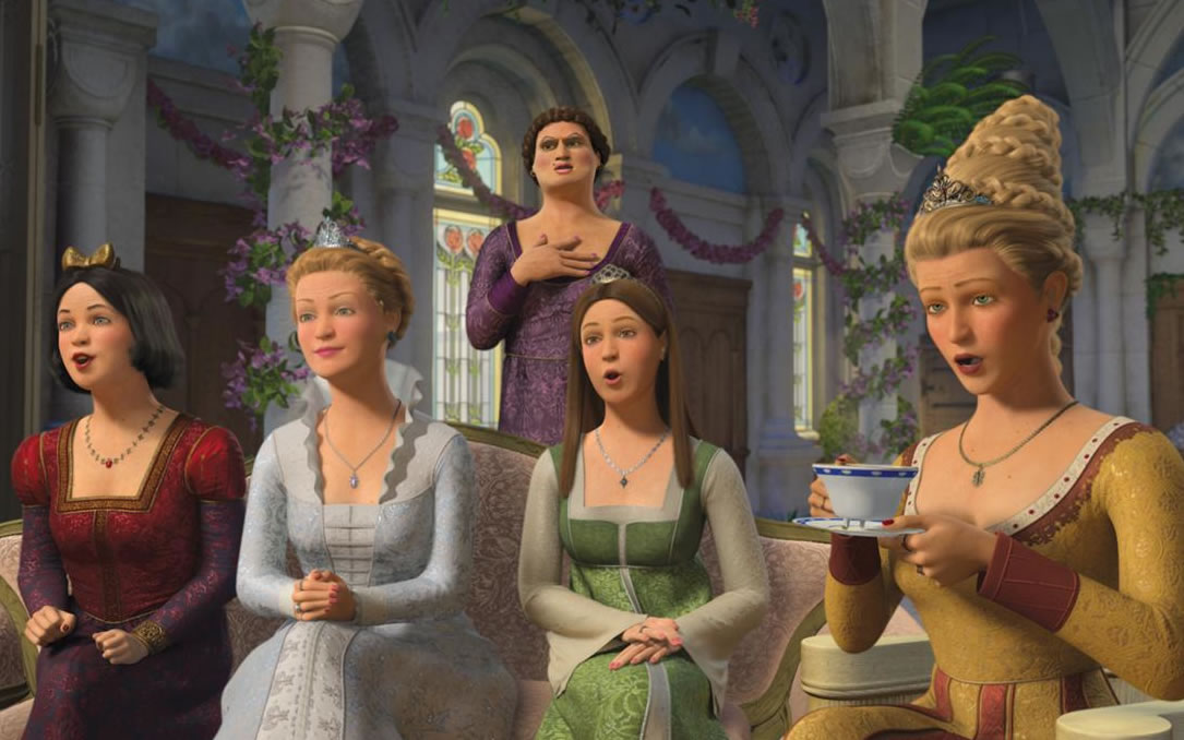 Шрек 3 Третий (кадр из фильма) / Shrek the Third