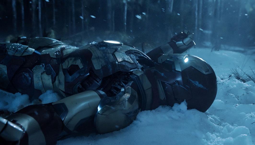 Железный человек 3 (кадр из фильма) / Iron man