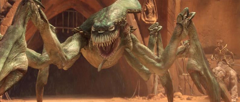 Звездные войны: Атака клонов (Эпизод 2) - (кадр из фильма) / Star Wars: Episode II - Attack of the Clones
