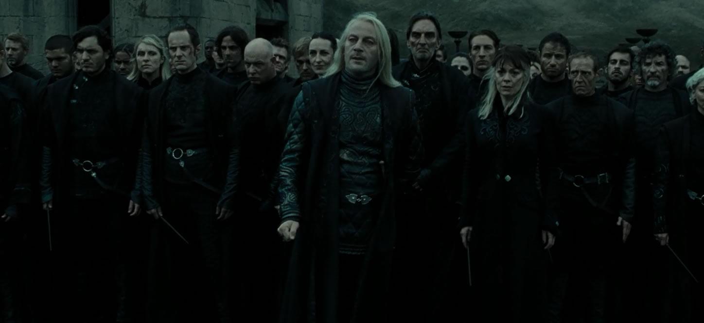 Гарри Поттер 8: Дары Смерти - Часть II (кадр из фильма) / Harry Potter and the Deathly Hallows: Part 2