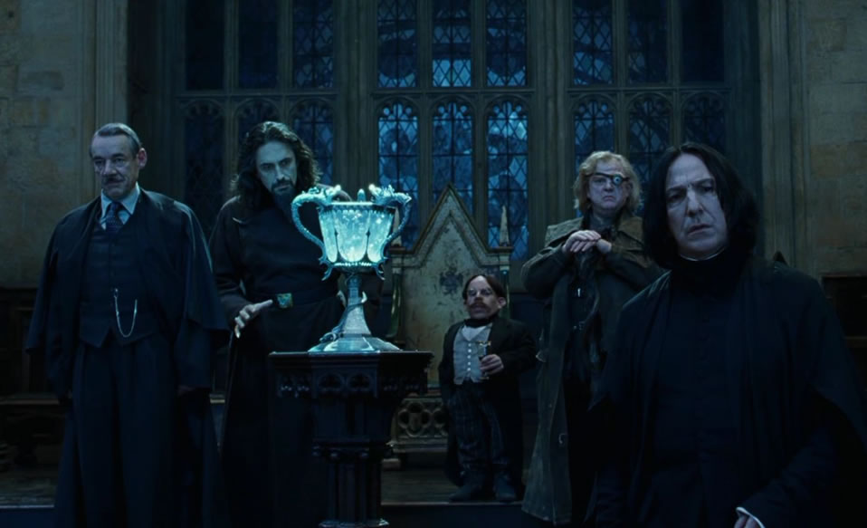 Гарри Поттер и кубок огня (кадр из фильма) / Harry Potter and the Goblet of Fire