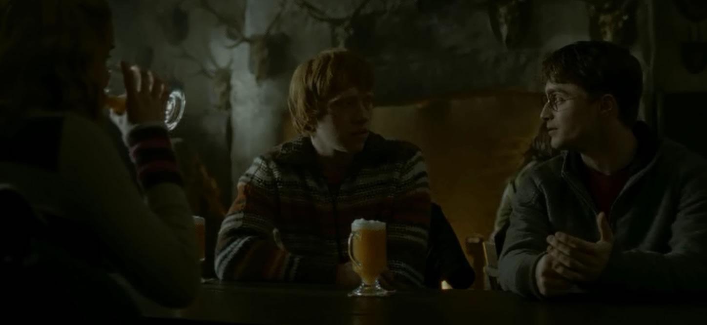 Гарри Поттер и принц-полукровка (кадр из фильма) / Harry Potter and the Half-Blood Prince