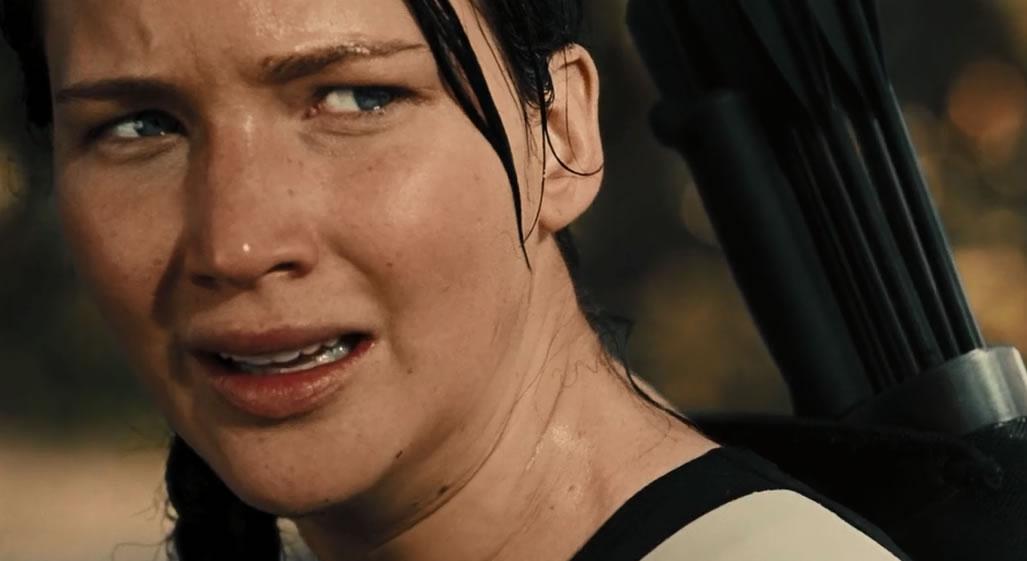 Голодные игры 2: И вспыхнет пламя / The Hunger games: Catching fire (кадр из фильма)