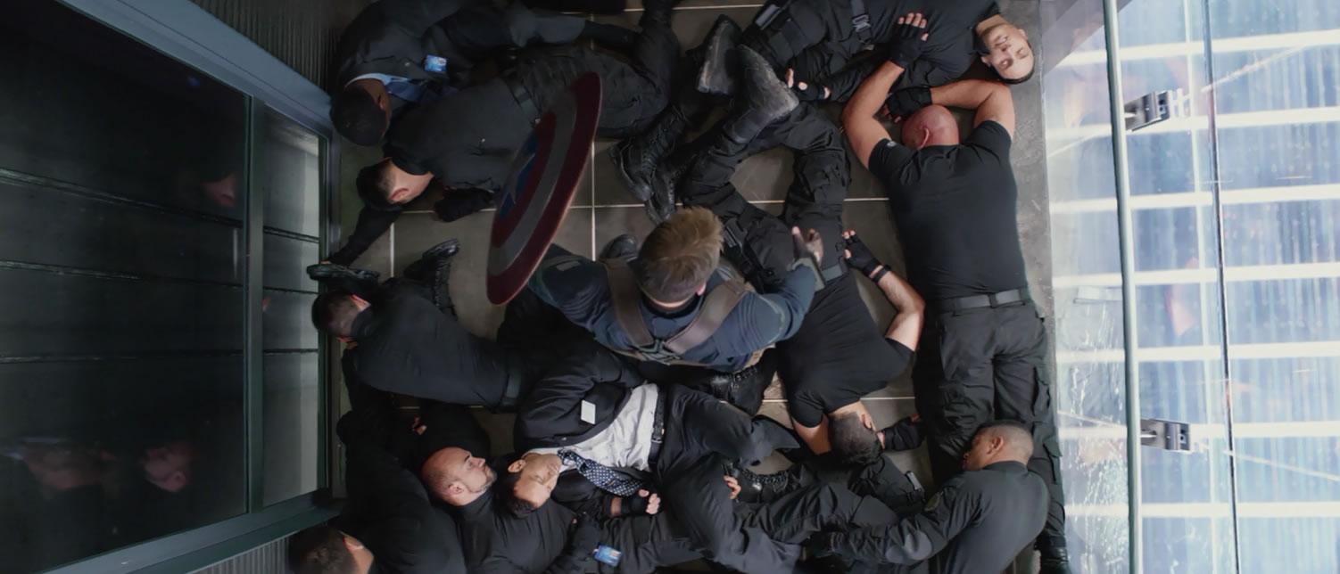 Первый мститель 2: Другая война (кадр из фильма) / Captain America: The Winter Soldier