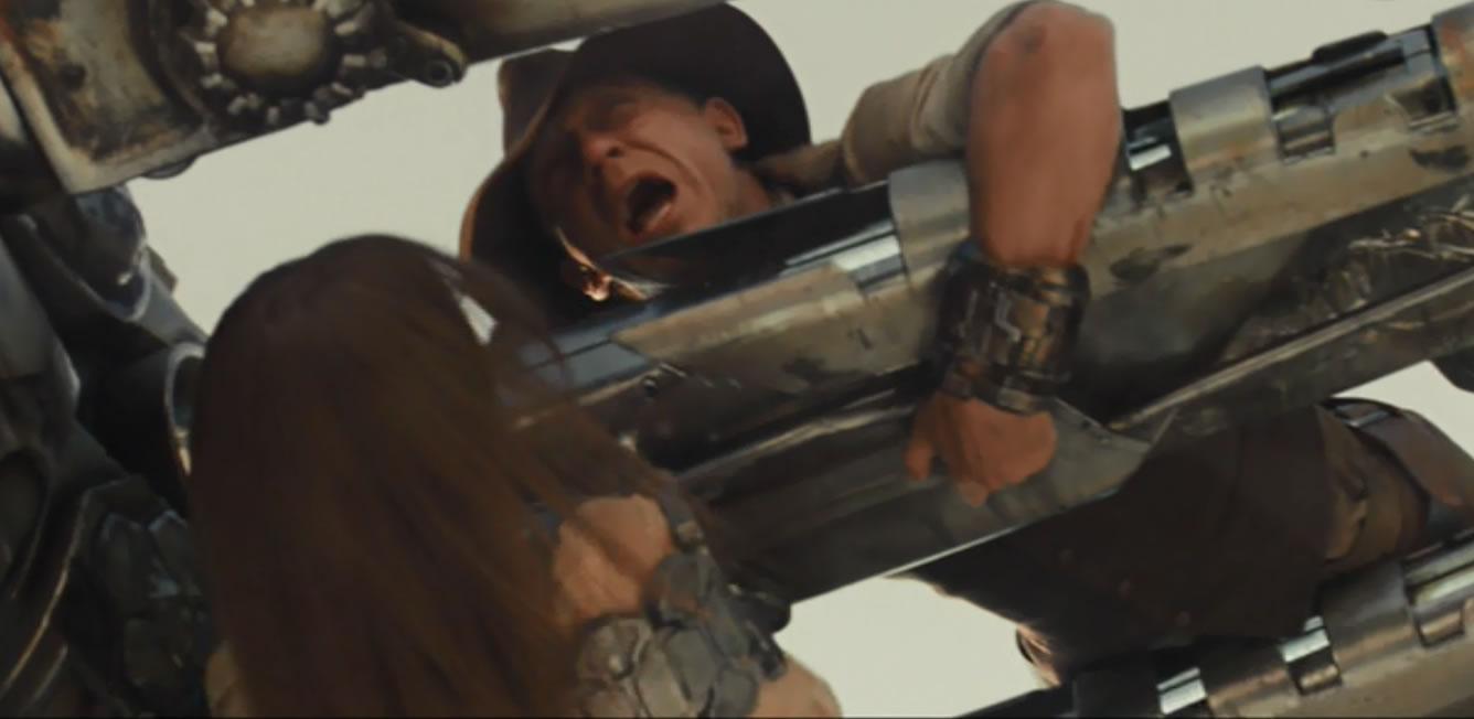 Ковбои против пришельцев (кадр из фильма) / Cowboys & Aliens