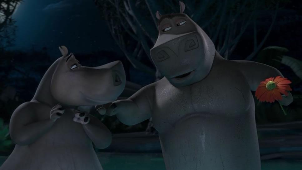 Мадагаскар 2 (кадр из мультфильма) / Madagascar: Escape 2 Africa