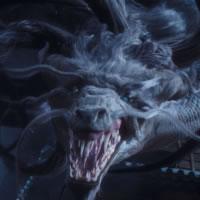 Дракон-ведьма из 47 ронинов