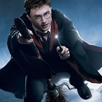 Волшебник Гарри Поттер