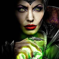 Малефисента - ведьма-фея