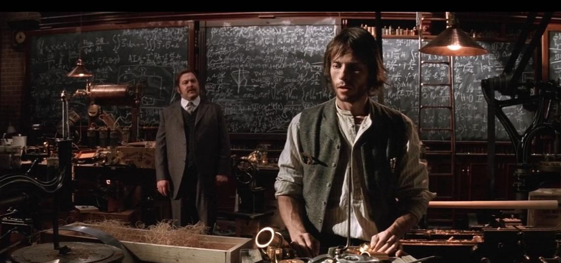 Машина времени (кадр из фильма) / Time machine
