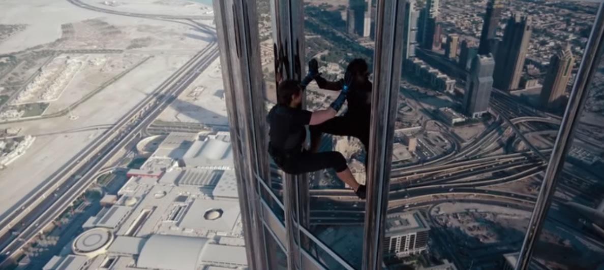 Миссия невыполнима 4: Протокол фантом (кадр из фильма)  / Mission: Impossible - Ghost protocol