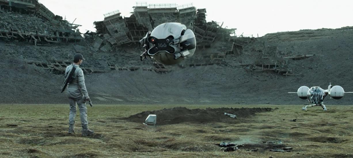 Обливион / Oblivion (кадр из фильма)
