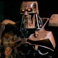 Фильмы про роботов: Судья Дредд