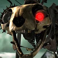 """Злая собачка-робот из м/ф """"Девять"""""""