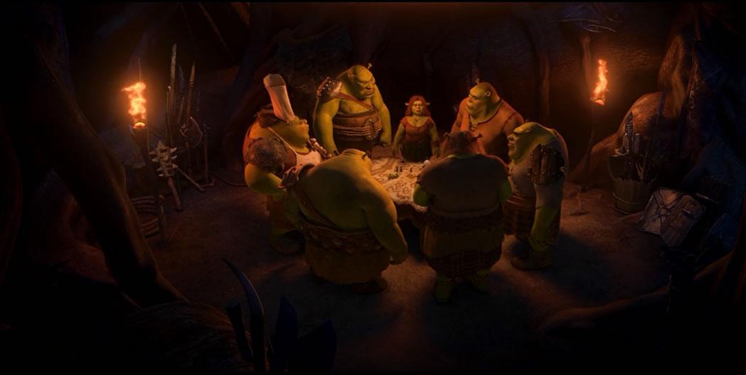 Кадр из фильма Шрек 4: Навсегда / Shrek forever after