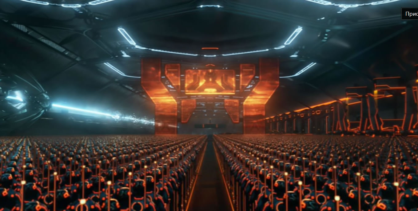 Трон 2: Наследие (кадр из фильма) / Tron: Legacy