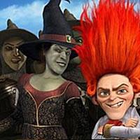 Армия ведьм Румпеля из Шрека 4