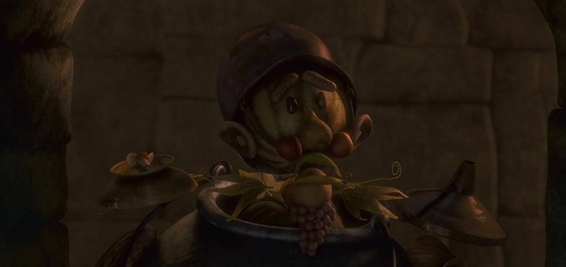 Приключения Десперо / Tale of Desperеaux (кадр из мультфильма)