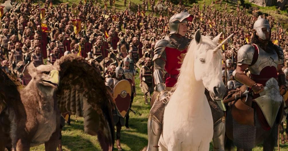 Хроники Нарнии 1 / The Chronicles of Narnia (2005) - кадр из фильма