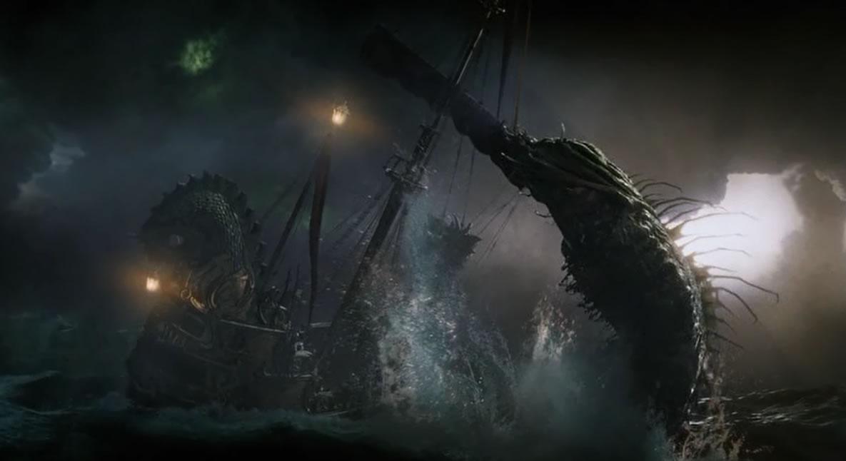 Хроники Нарнии 3 - Покоритель зари /  The Voyage of the Dawn Treader (кадр из фильма)