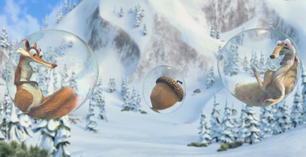 Ледниковый период 3 / Ice Age: Dawn of the dinosaurs (кадр из мультфильма)